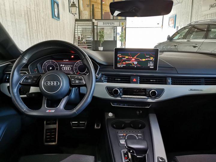 Audi A5 Sportback 2.0 TDI 190 CV SLINE QUATTRO BVA Blanc - 6