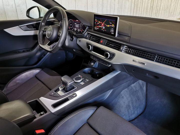 Audi A5 Sportback 2.0 TDI 190 CV SLINE QUATTRO BVA Blanc - 7