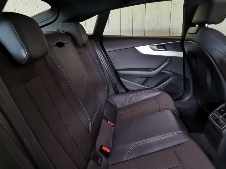 Audi A5 Sportback 2.0 TDI 190 CV SLINE QUATTRO BVA Gris - 9