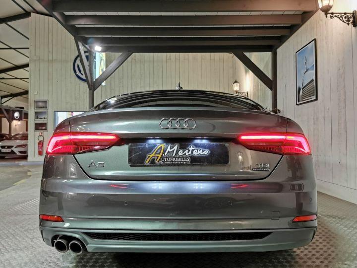 Audi A5 Sportback 2.0 TDI 190 CV SLINE QUATTRO BVA Gris - 4