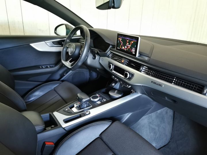 Audi A5 Sportback 2.0 TDI 190 CV SLINE QUATTRO BVA Gris - 7