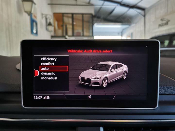 Audi A5 Sportback 2.0 TDI 190 CV SLINE QUATTRO BVA Gris - 11