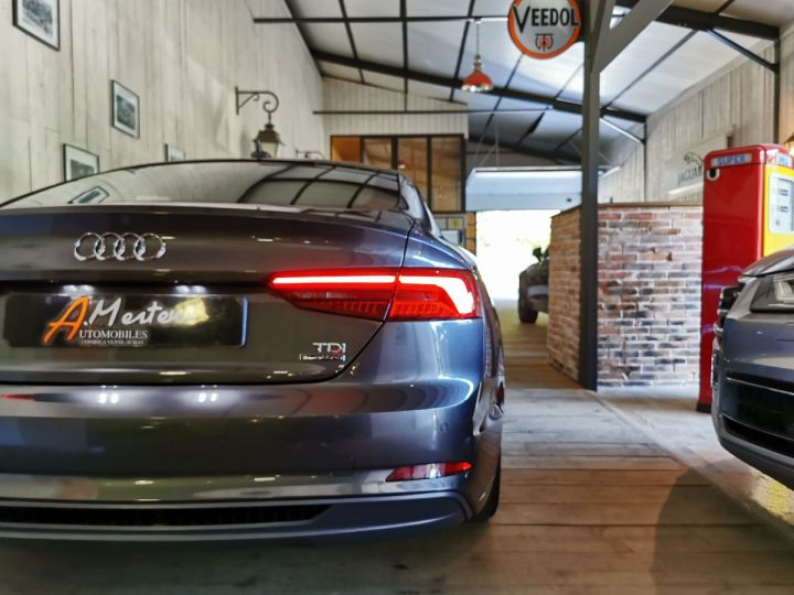 Audi A5 Sportback 2.0 TDI 190 CV SLINE QUATTRO BVA Gris - 12