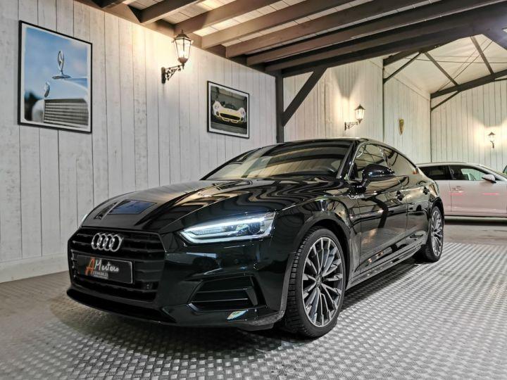 Audi A5 Sportback 2.0 TDI 190 CV SLINE STRONIC Noir - 2