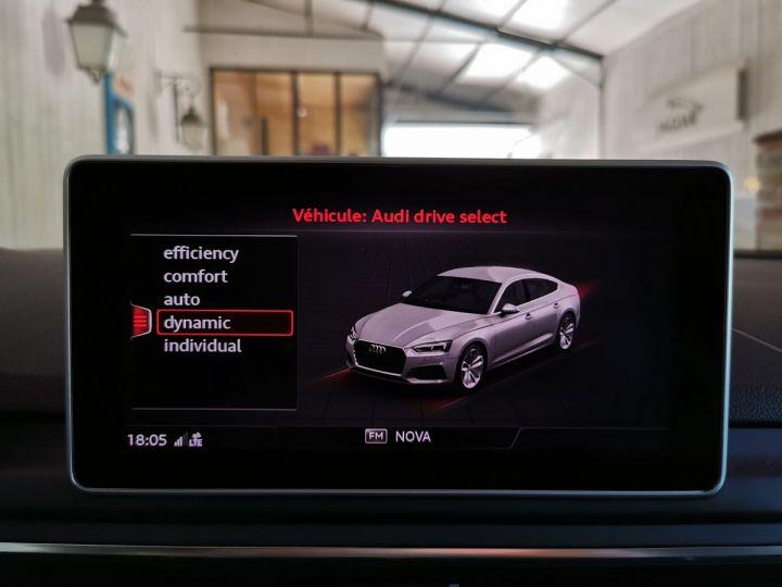 Audi A5 Sportback 2.0 TDI 190 CV SLINE STRONIC Noir - 11