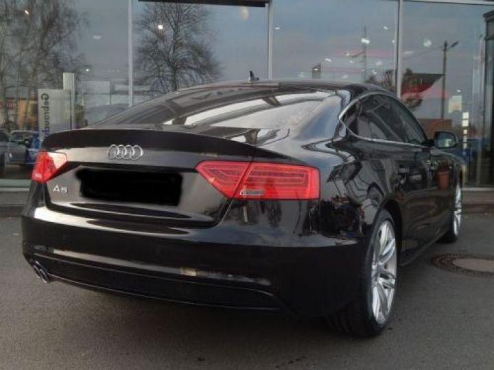 Audi A5 Sportback 2.0 TDI 190CH CLEAN DIESEL S LINE EURO6 NOIR - 2