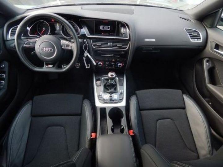 Audi A5 Sportback 2.0 TDI 190CH CLEAN DIESEL S LINE EURO6 NOIR - 4
