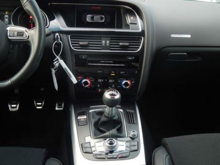 Audi A5 Sportback 2.0 TDI 190CH CLEAN DIESEL S LINE EURO6 NOIR - 5