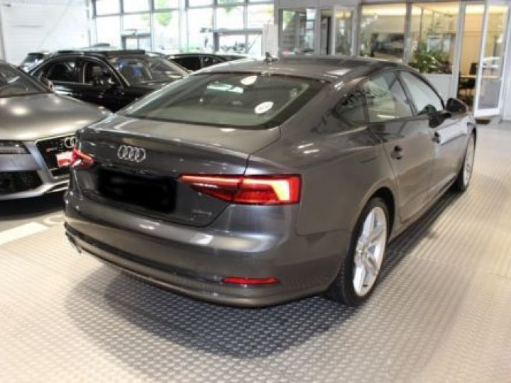 Audi A5 Sportback 2.0 TDI 190CH S LINE QUATTRO S TRONIC 7 GRIS DAYTONA - 2