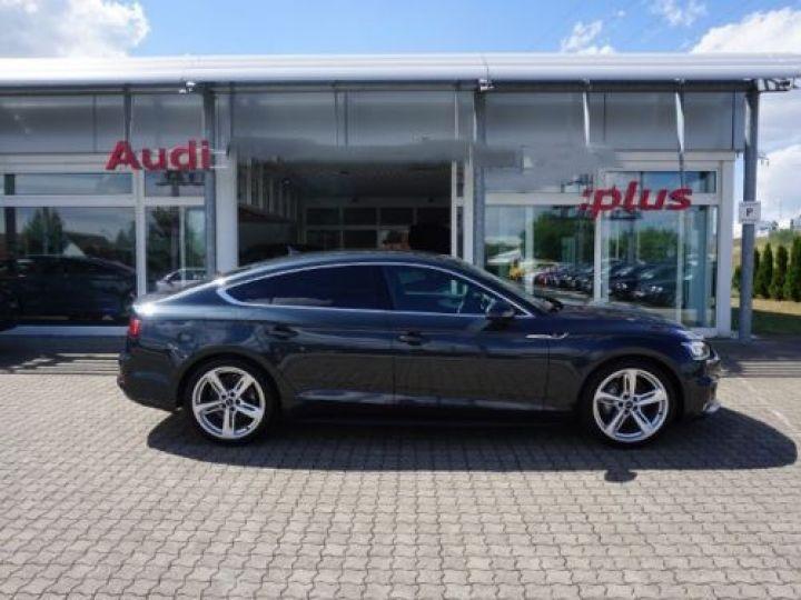 Audi A5 Sportback 2.0 TDI 190CH S LINE QUATTRO S TRONIC 7 10CV GRIS  FONCE - 2