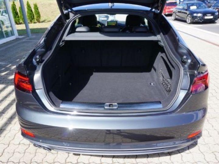 Audi A5 Sportback 2.0 TDI 190CH S LINE QUATTRO S TRONIC 7 10CV GRIS  FONCE - 4