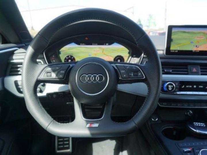 Audi A5 Sportback 2.0 TDI 190CH S LINE QUATTRO S TRONIC 7 10CV GRIS  FONCE - 5