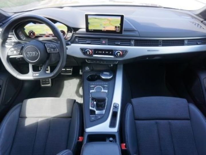Audi A5 Sportback 2.0 TDI 190CH S LINE QUATTRO S TRONIC 7 10CV GRIS  FONCE - 6
