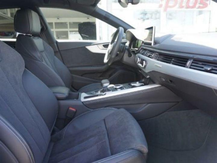 Audi A5 Sportback 2.0 TDI 190CH S LINE QUATTRO S TRONIC 7 10CV GRIS  FONCE - 7