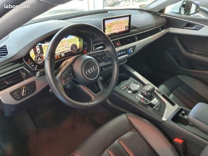 Audi A5 Sportback 2.0 TDI S-Tronic7 Design Luxe Blanc - 3