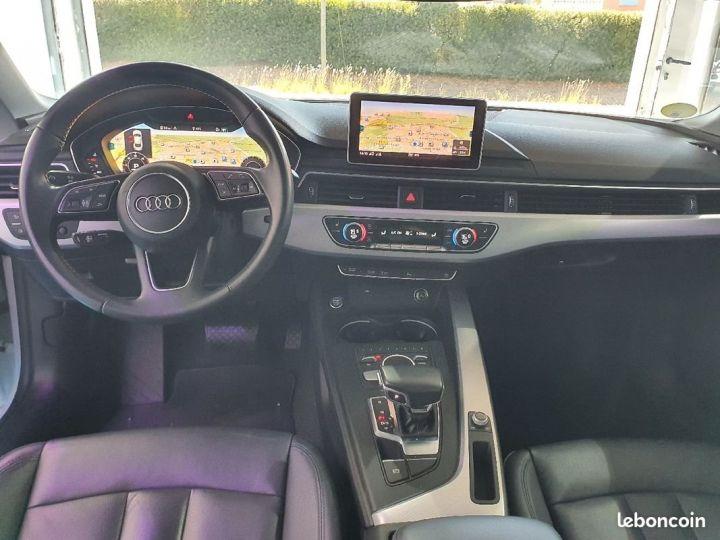 Audi A5 Sportback 2.0 TDI S-Tronic7 Design Luxe Blanc - 5