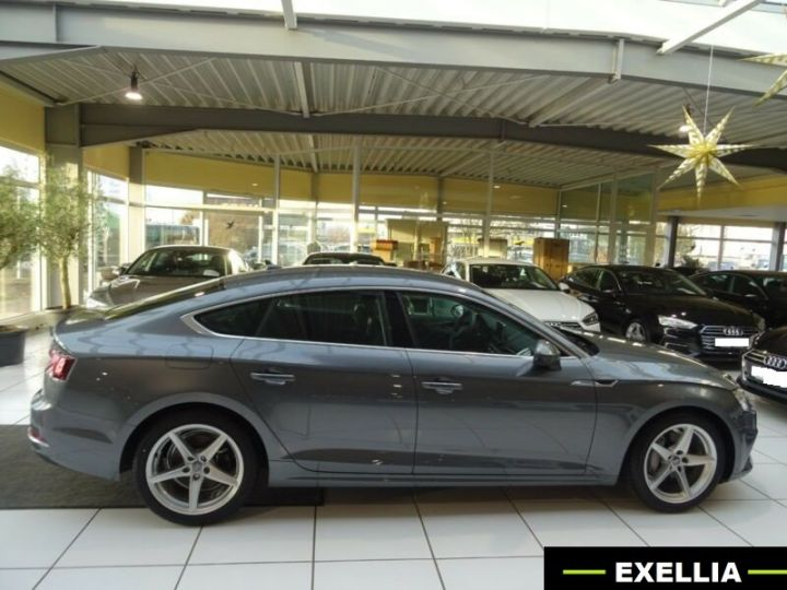 Audi A5 Sportback 2.0 TDI SPORT S TRONIC  GRIS  Occasion - 1