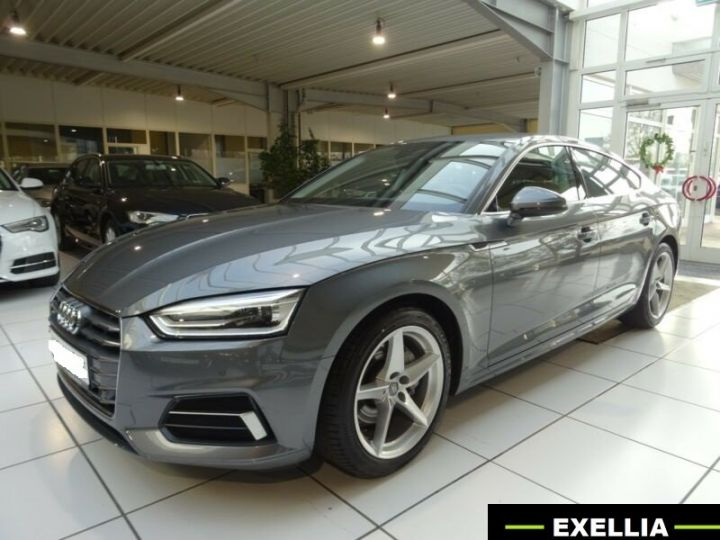 Audi A5 Sportback 2.0 TDI SPORT S TRONIC  GRIS  Occasion - 2
