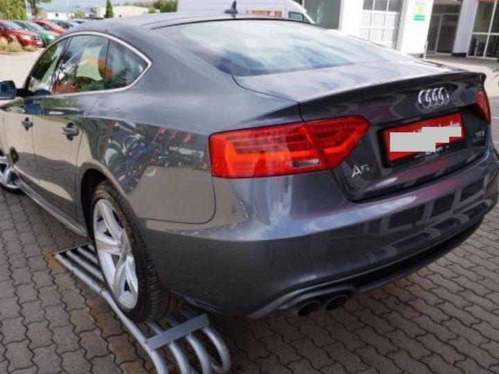 Audi A5 Sportback 2.0 TDI190 quattro SB S-Line Stronic(10/2016) gris métal - 3