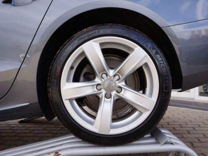 Audi A5 Sportback 2.0 TDI190 quattro SB S-Line Stronic(10/2016) gris métal - 8