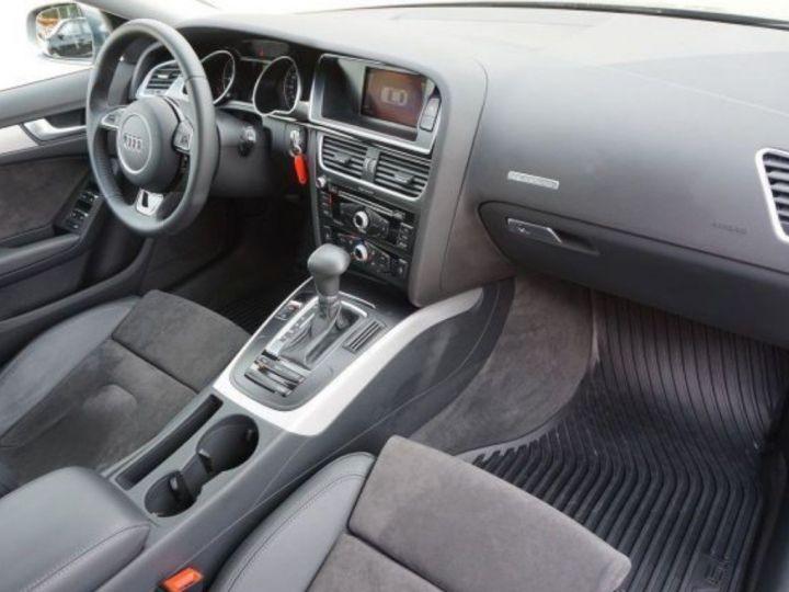Audi A5 Sportback 2.0 TDI190 quattro SB S-Line Stronic(10/2016) gris métal - 9