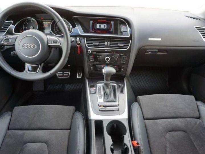 Audi A5 Sportback 2.0 TDI190 quattro SB S-Line Stronic(10/2016) gris métal - 10