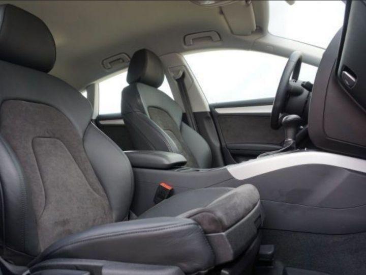 Audi A5 Sportback 2.0 TDI190 quattro SB S-Line Stronic(10/2016) gris métal - 11