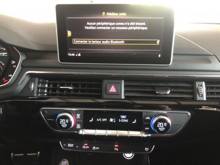 Audi A5 Sportback 2.0 TFSI 190 CV SLINE BVA Blanc - 16
