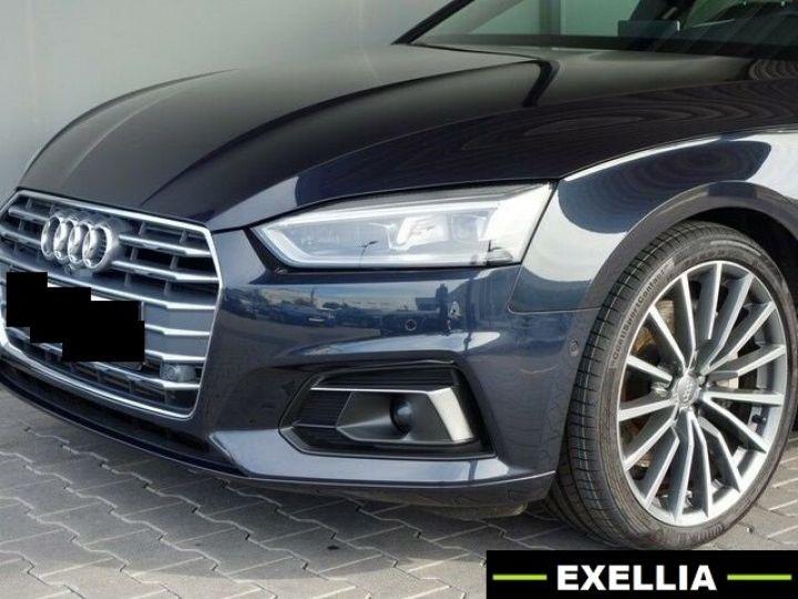 Audi A5 Sportback 2.0 TFSI 252 SPORT S TRONIC  BLEU  Occasion - 1