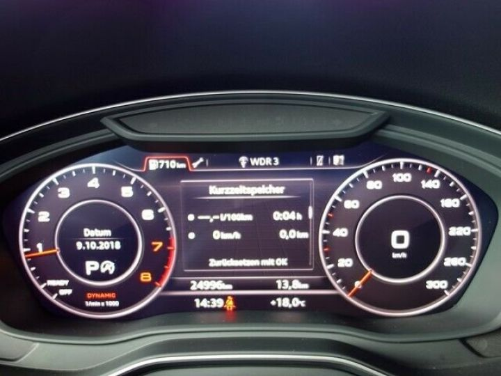 Audi A5 Sportback 2.0 TFSI 252 SPORT S TRONIC  BLEU  Occasion - 11