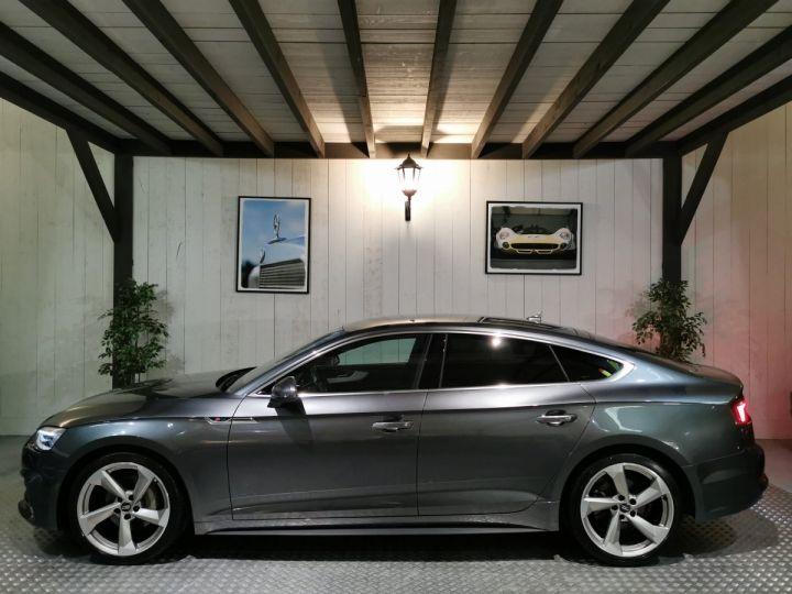 Audi A5 Sportback 3.0 TDI 218 CV SLINE QUATTRO BVA Gris - 1