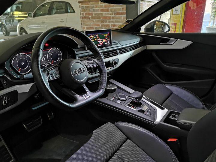 Audi A5 Sportback 3.0 TDI 218 CV SLINE QUATTRO BVA Gris - 5