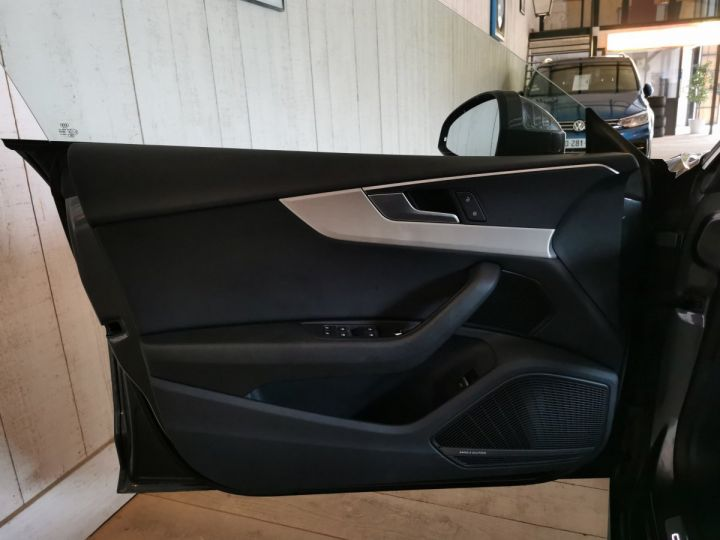 Audi A5 Sportback 3.0 TDI 218 CV SLINE QUATTRO BVA Gris - 8