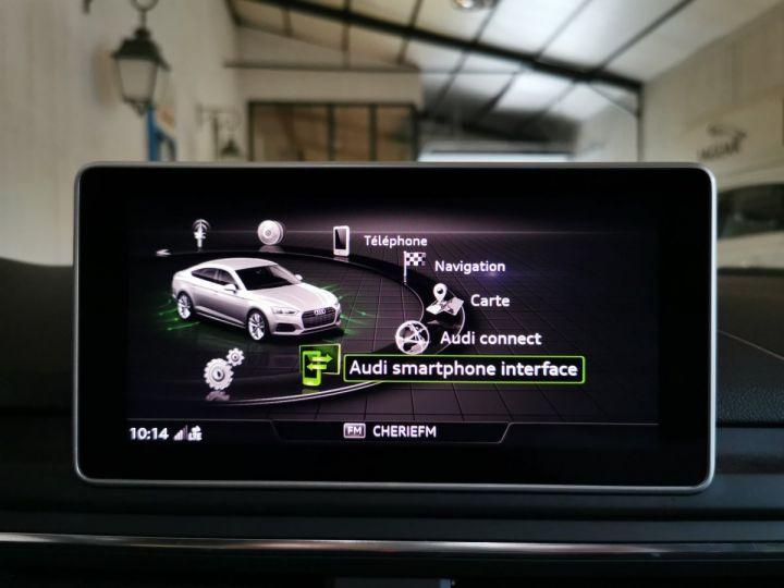 Audi A5 Sportback 3.0 TDI 218 CV SLINE QUATTRO BVA Gris - 11