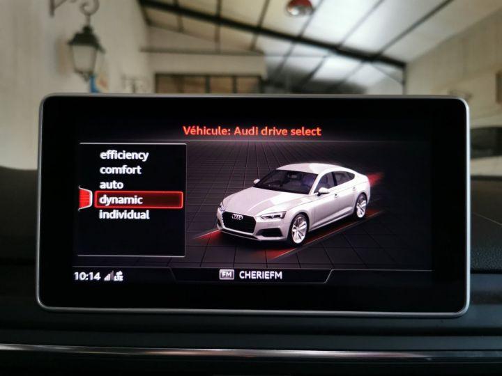 Audi A5 Sportback 3.0 TDI 218 CV SLINE QUATTRO BVA Gris - 12