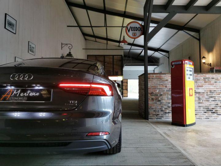 Audi A5 Sportback 3.0 TDI 218 CV SLINE QUATTRO BVA Gris - 14