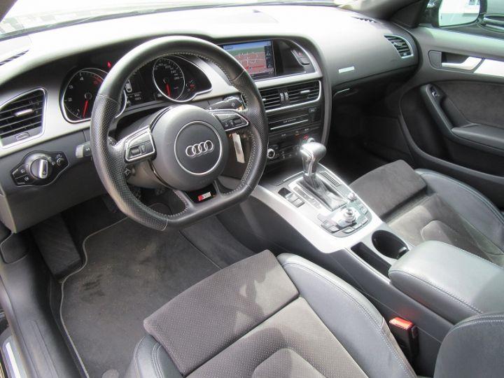 Audi A5 Sportback 3.0 V6 TDI 204CH S LINE MULTITRONIC Noir Occasion - 2