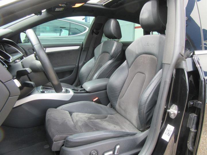 Audi A5 Sportback 3.0 V6 TDI 204CH S LINE MULTITRONIC Noir Occasion - 4