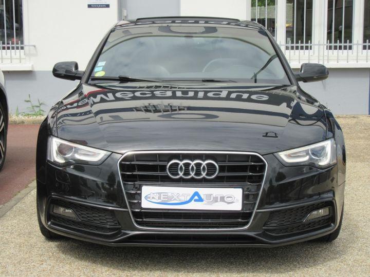 Audi A5 Sportback 3.0 V6 TDI 204CH S LINE MULTITRONIC Noir Occasion - 6