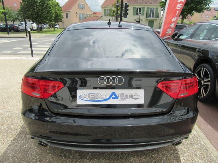 Audi A5 Sportback 3.0 V6 TDI 204CH S LINE MULTITRONIC Noir Occasion - 7