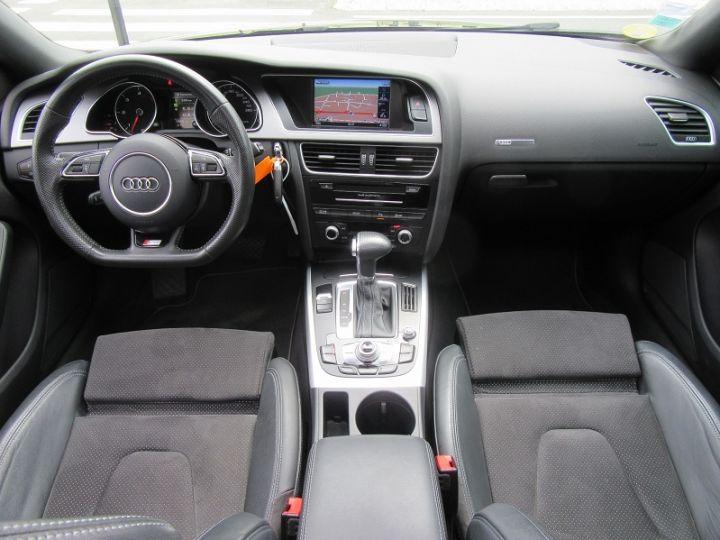 Audi A5 Sportback 3.0 V6 TDI 204CH S LINE MULTITRONIC Noir Occasion - 8