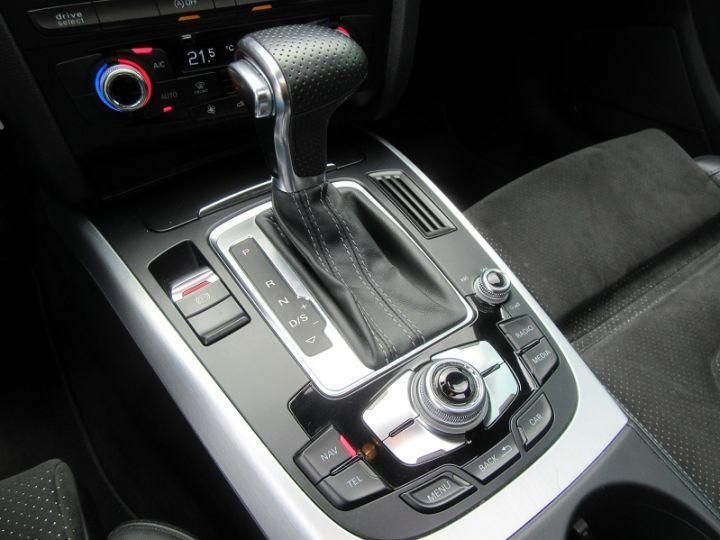 Audi A5 Sportback 3.0 V6 TDI 204CH S LINE MULTITRONIC Noir Occasion - 10