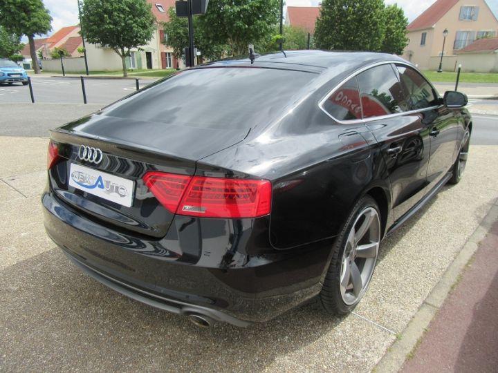 Audi A5 Sportback 3.0 V6 TDI 204CH S LINE MULTITRONIC Noir Occasion - 11