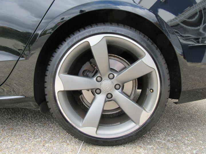 Audi A5 Sportback 3.0 V6 TDI 204CH S LINE MULTITRONIC Noir Occasion - 13