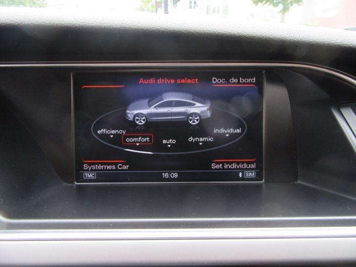 Audi A5 Sportback 3.0 V6 TDI 204CH S LINE MULTITRONIC Noir Occasion - 19