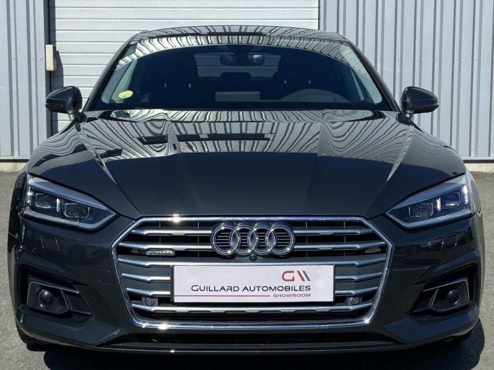 Audi A5 Sportback 3.0 V6 TDI 218ch QUATTRO AVUS S-TRONIC 7 GRIS FONCE - 2
