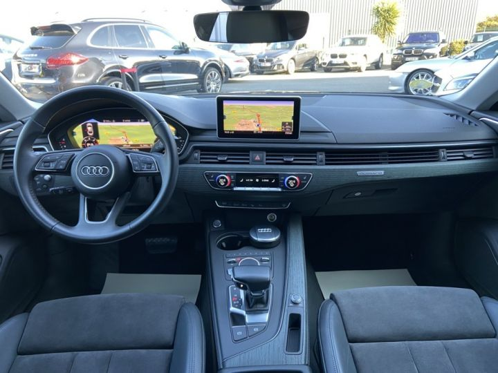 Audi A5 Sportback 3.0 V6 TDI 218ch QUATTRO AVUS S-TRONIC 7 GRIS FONCE - 8