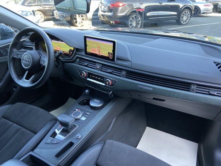Audi A5 Sportback 3.0 V6 TDI 218ch QUATTRO AVUS S-TRONIC 7 GRIS FONCE - 9