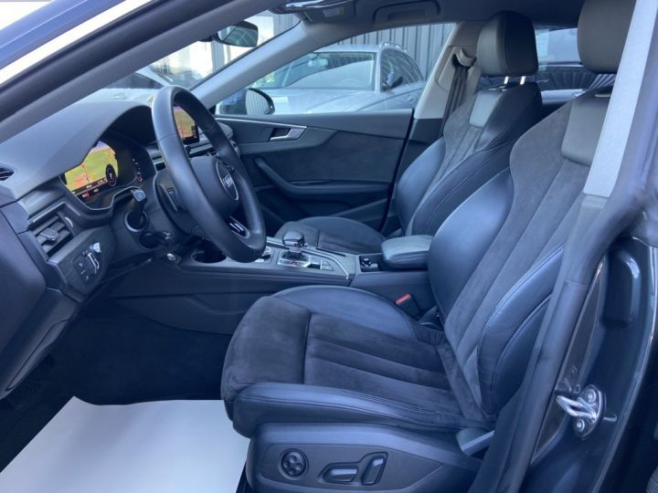 Audi A5 Sportback 3.0 V6 TDI 218ch QUATTRO AVUS S-TRONIC 7 GRIS FONCE - 10