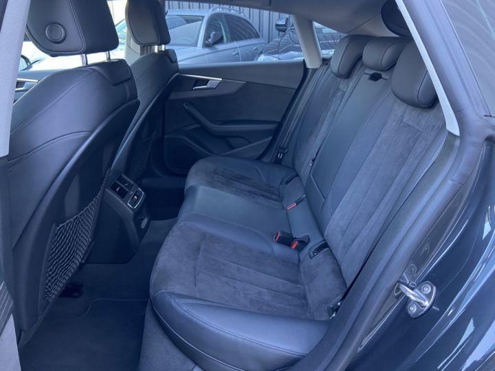 Audi A5 Sportback 3.0 V6 TDI 218ch QUATTRO AVUS S-TRONIC 7 GRIS FONCE - 14